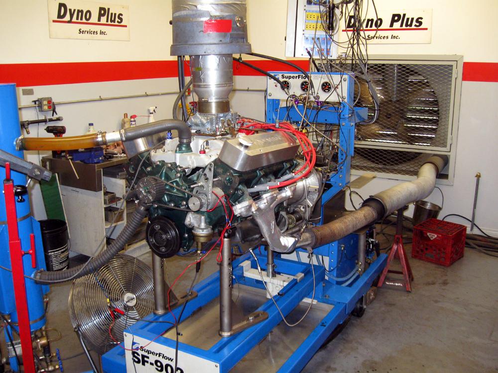 Superflow Engine Dynamometer